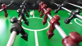 футбол таблицы Стоковая Фотография RF