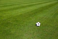 футбол тангажа иллюстрации футбола Стоковые Фото