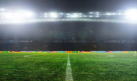 Футбол футбольного мяча Стоковая Фотография RF