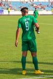 футбольная игра футбол Молдавская лига профессионального футбола Стоковые Фотографии RF