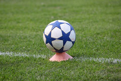 Футбольный мяч Стоковые Изображения RF