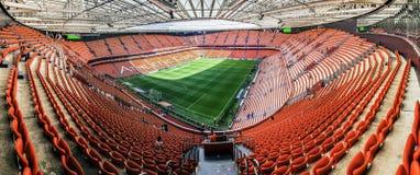 Футбольный стадион города Бильбао в Испании, известного под названием Сан Mames Стоковые Изображения