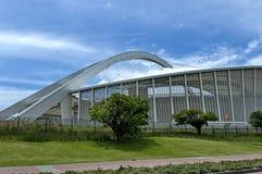 Футбольный стадион Моисея Mabhida в Дурбане Стоковое Изображение