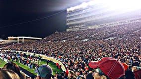 Футбольный стадион техника Техаса - Lubbock Стоковое Изображение