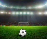 Футбол bal футбол, Стоковые Фотографии RF