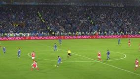 Футбол, Futbol, спорт, атлетика, воссоздание сток-видео