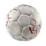 Футбол Grunge Стоковое Фото