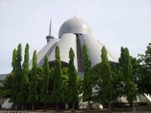 футуристическая мечеть Стоковые Изображения RF