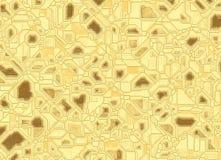 Футуристические абстрактные предпосылки цифровая ровная текстура Стоковое Фото