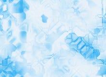 Футуристические абстрактные предпосылки шестерни техника цифровое ровное textur Стоковые Изображения