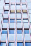 футуристические окна Стоковые Фото