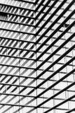 футуристические окна Стоковая Фотография