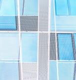 футуристические окна Стоковая Фотография RF