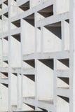 Футуристический состав - абстрактная художническая предпосылка Состав кубов света и тени Стоковое Фото