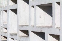 Футуристический состав - абстрактная художническая предпосылка Состав кубов света и тени Стоковое фото RF