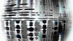 Футуристический экран 10597 технологии Стоковое Изображение