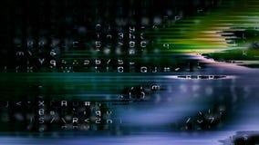 Футуристический экран 10644 технологии Стоковое фото RF