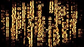 Футуристический экран 10645 технологии Стоковое Фото
