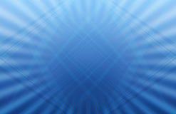 футуристическое предпосылки голубое Стоковая Фотография RF