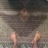 1 фут 1 нога Стоковое Изображение