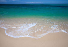 Фуэртевентура, пляж Burro Стоковые Изображения RF