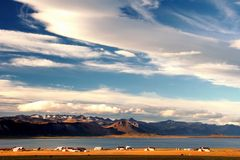 фьорды Исландия западная Стоковые Изображения