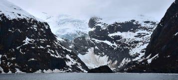 Фьорды национальный парк Kenai, Аляска, США стоковое изображение rf