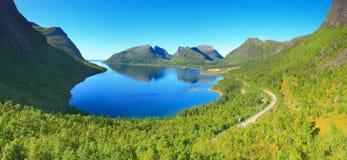 фьорд Норвегия Стоковые Изображения