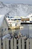 Фьорд Норвегии Стоковое Изображение RF