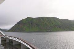 Фьорд Norvegian Стоковое Изображение RF