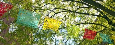 Флаги молитве Стоковые Изображения