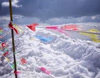 Флаги цвета Стоковая Фотография RF