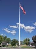 Флагшток - 2-ое самое высокорослое в США Стоковое Изображение