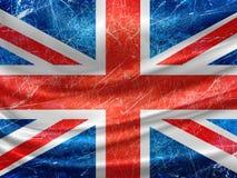 Флаг Англии иллюстрация штока