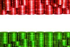 Флаг Венгрия Стоковое Изображение