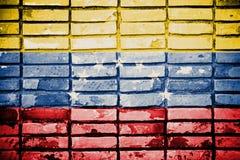 Флаг Венесуэлы стоковые изображения