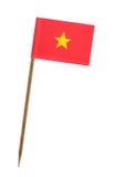 флаг Вьетнам Стоковые Изображения