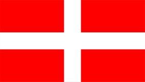 Флаг города Timisoara Стоковые Изображения RF