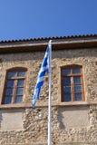 флаг Греция Стоковая Фотография