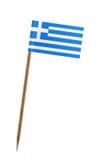 флаг Греция Стоковые Фото
