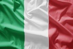 флаг Италия Стоковая Фотография RF
