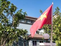 Флаг Китая Стоковое Изображение