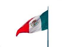 флаг Мексика Стоковое Фото