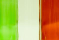 Флаг национального флага итальянки Италии Стоковые Фото