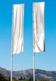 Флаг парламентера 2 Стоковое Фото