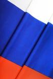 Флаг России Стоковое Фото