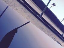 Флаг смолки Стоковые Фотографии RF