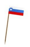 флаг Словения Стоковые Фото