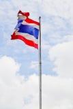 флаг Таиланд Стоковые Фотографии RF