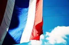 флаг Таиланд Стоковые Изображения